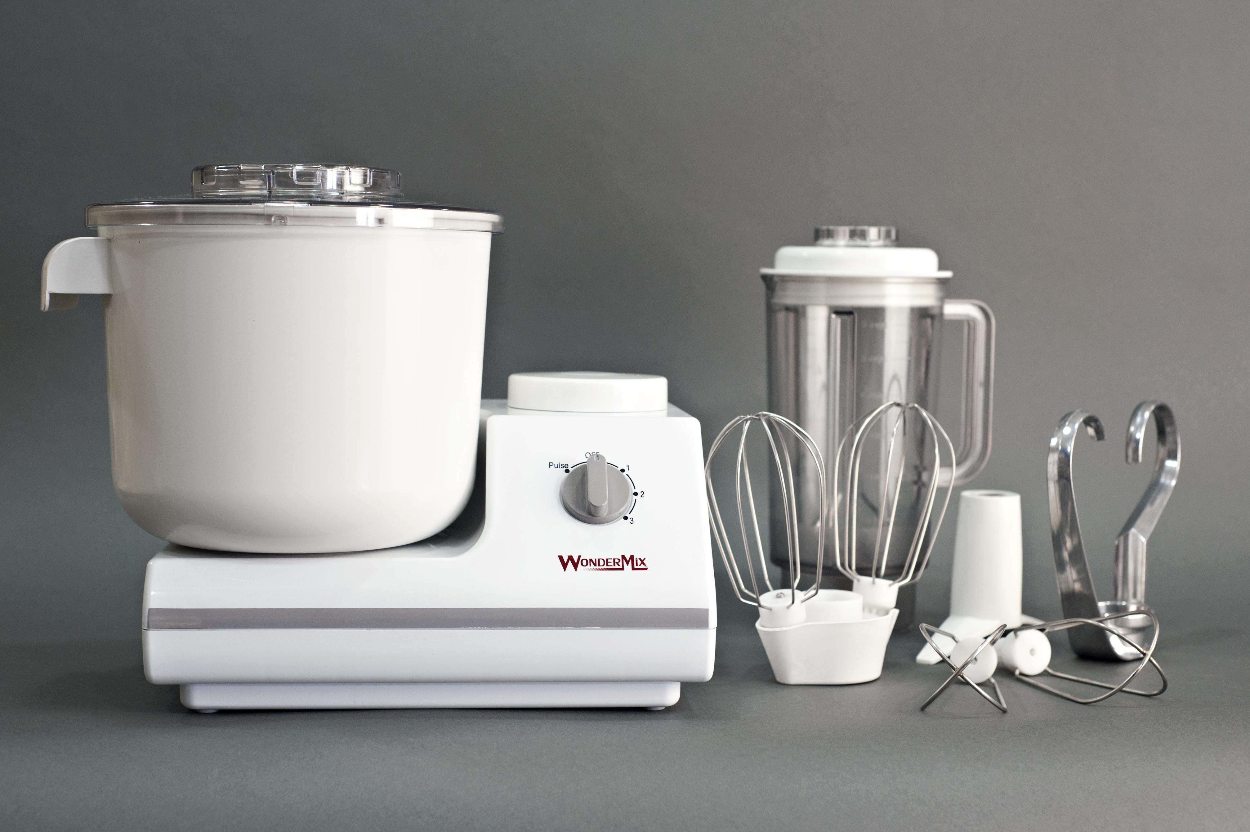 wondermix mixer and accessories. Interior Design Ideas. Home Design Ideas