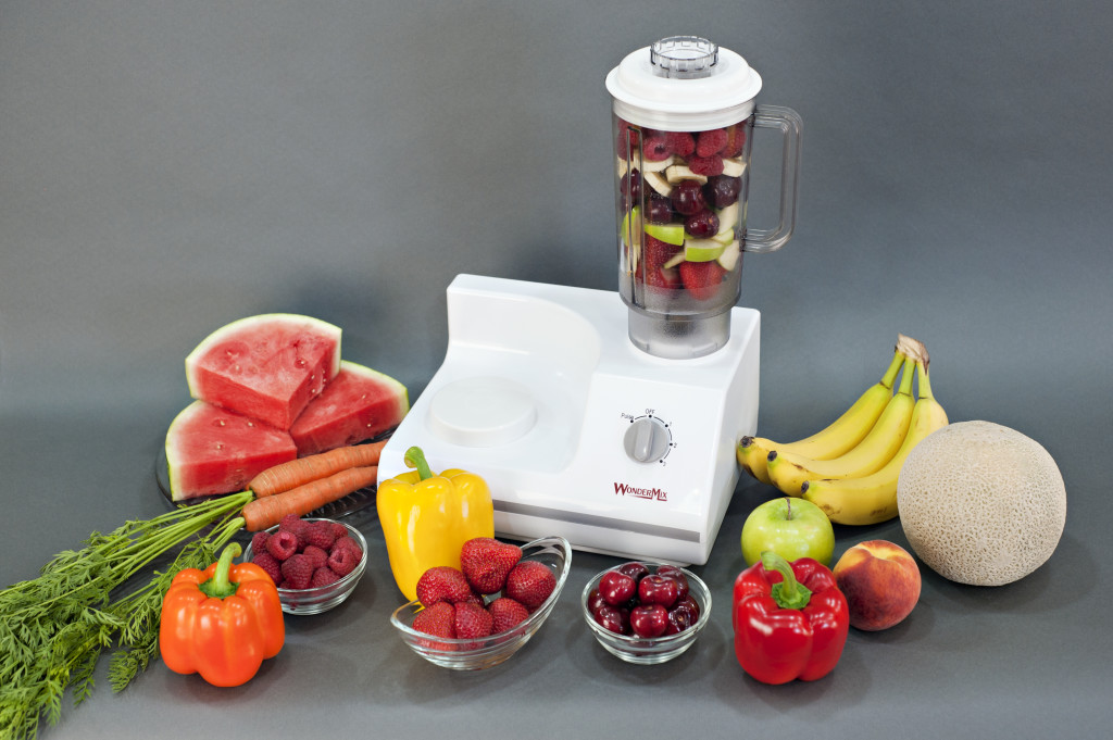 WonderMix Mixer and Blender
